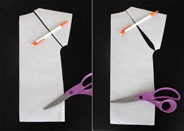 Học cắt may quần áo trẻ em