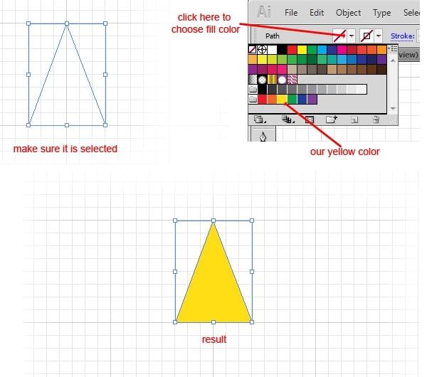 hướng dẫn sử dụng Illustrator