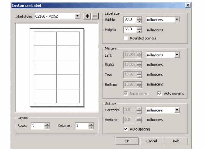 Hướng dẫn thiết kế card visit bằng Corel