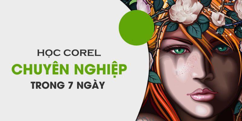 khóa học Corel