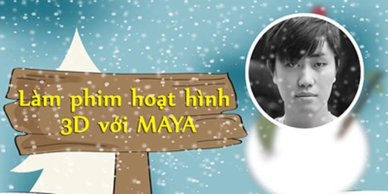 khóa học Maya