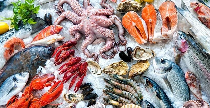 khi kinh doanh nhà hàng hải sản
