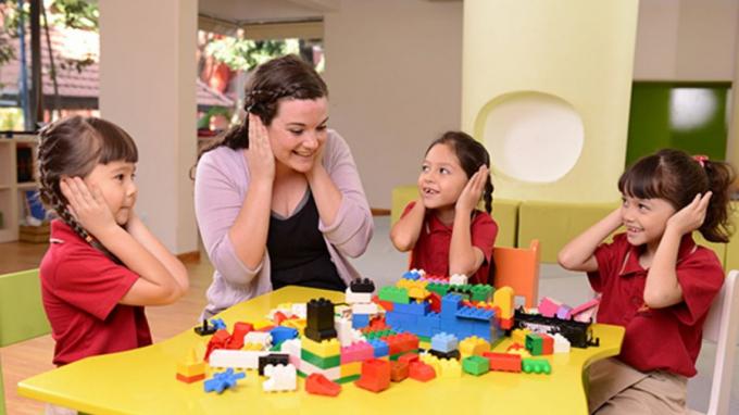 kỹ năng sống cho trẻ mầm non