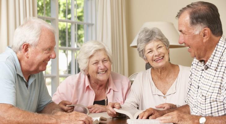 luyện trí não cho người già