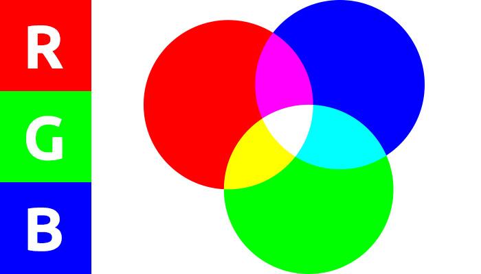 màu RGB