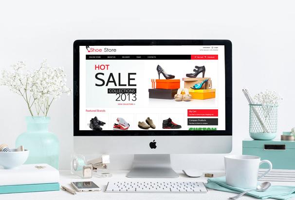 mô hình kinh doanh giày dép