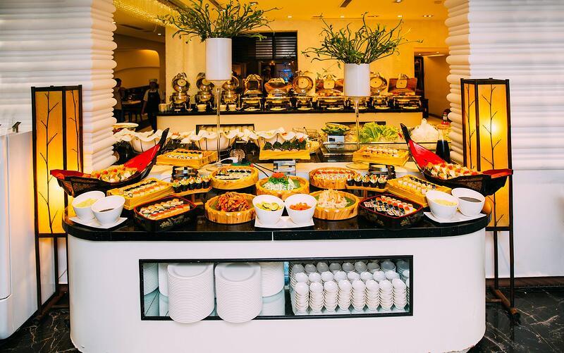 mô hình kinh doanh nhà hàng buffet