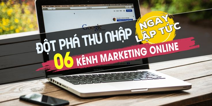 những cách Marketing online miễn phí