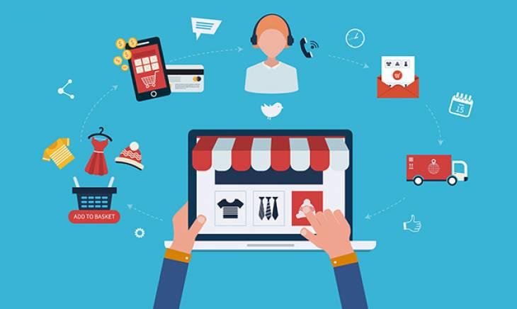 những khó khăn khi kinh doanh online