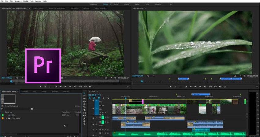phần mềm dựng video