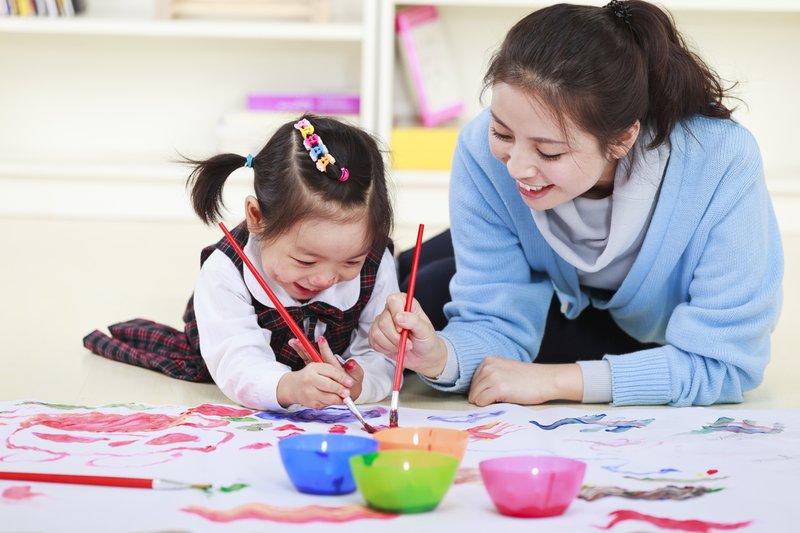 phương pháp dạy vẽ cho trẻ em