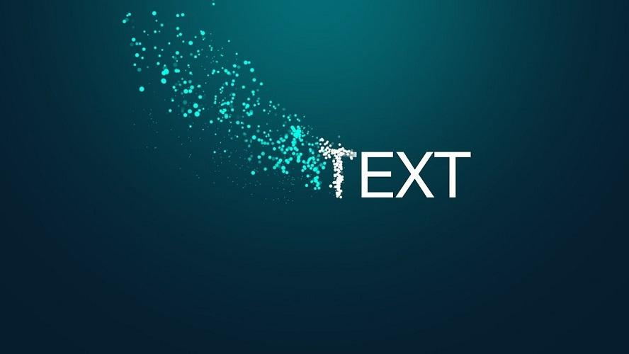 Text After Effect