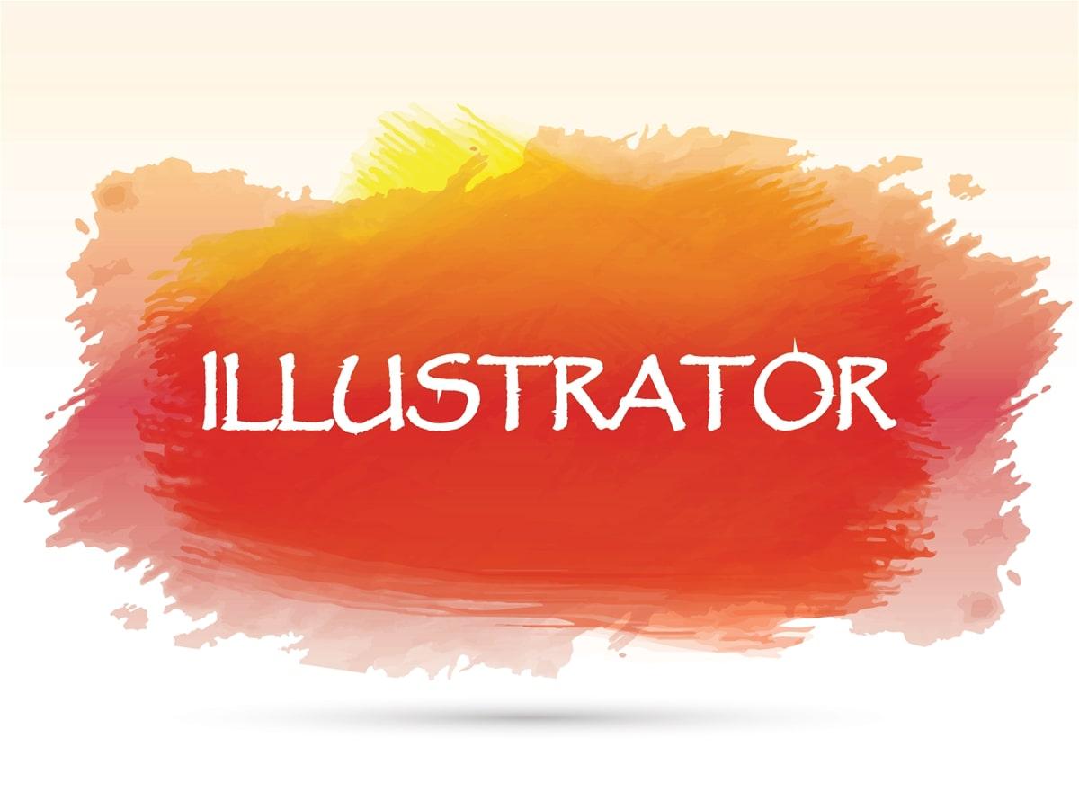 xóa đối tượng trong Illustrator