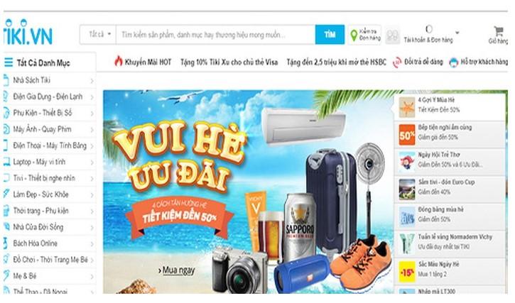 Affiliate chiến dịch thương mại điện tử – Chọn Tiki, Shopee, hay Adayroi. Hình 1