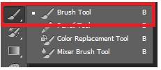 Brush Tool Photoshop