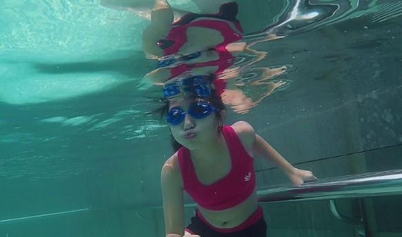 Cách học bơi