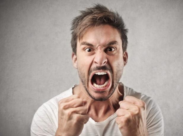 Cách kiềm chế cơn tức giận