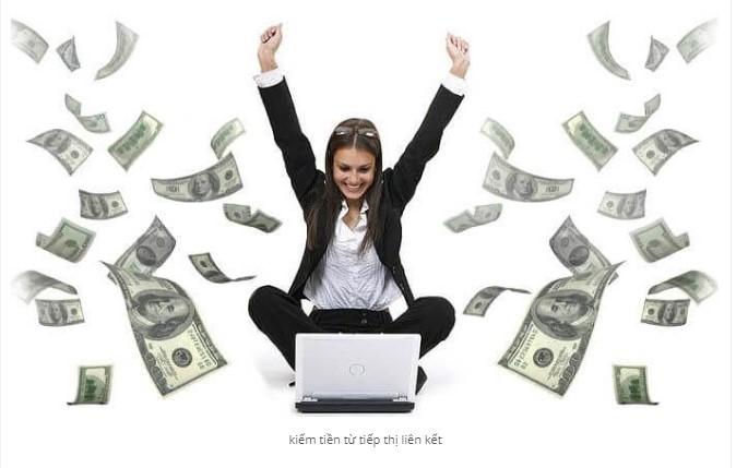 Cách kiếm tiền hoa hồng đầu tiên với Affiliate marketing. Hình 1
