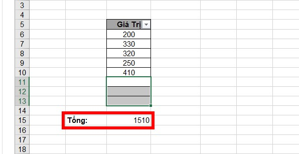 Cách sửa lỗi #value trong Excel. Hình 7