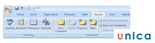 Cách tạo ghi chú trong Excel. Hình 5
