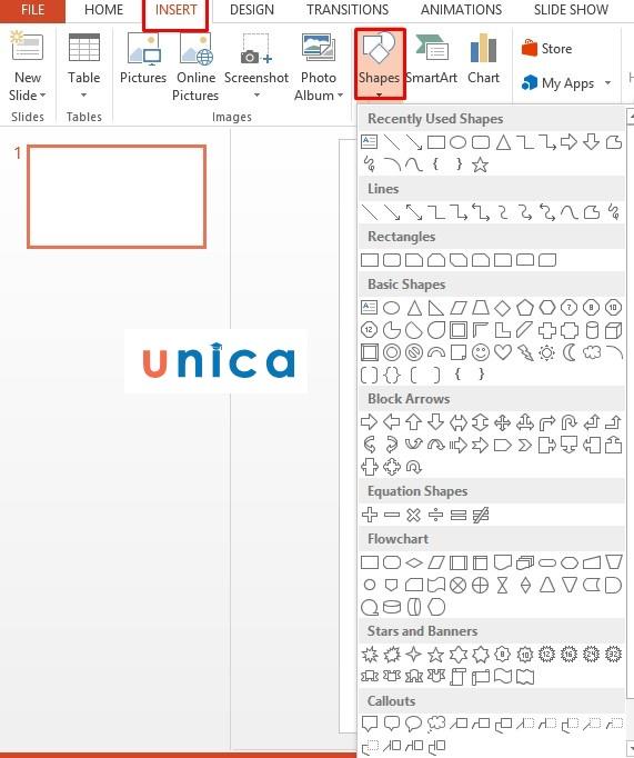 Cách tạo slide đồng hồ đếm ngược trong powerpoint. Hình 1