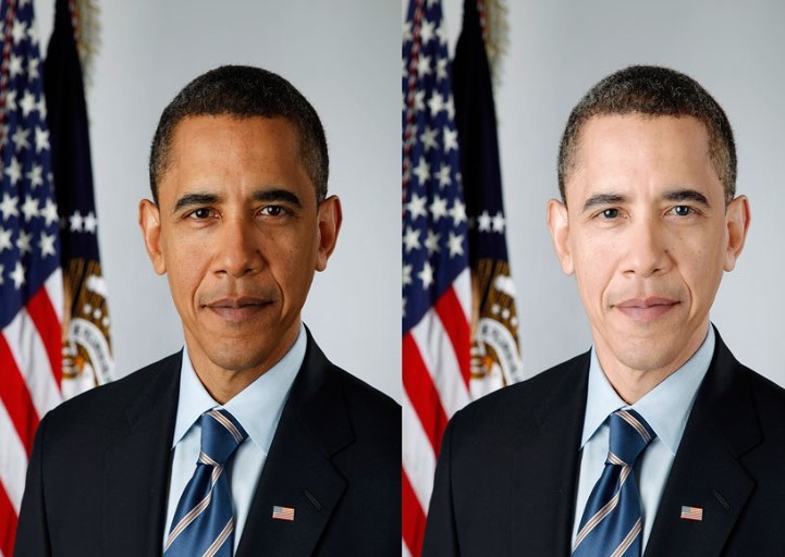 Cách chỉnh da mặt trong Photoshop