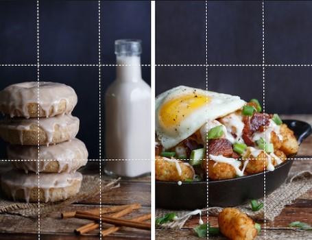 Cách chụp ảnh đồ ăn