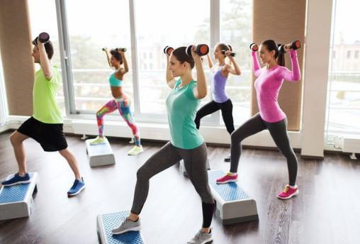 Lỗi cơ bản thường gặp khi tập aerobic tại nhà