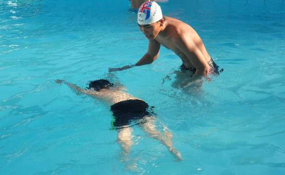Những rào cản không thể học bơi sải