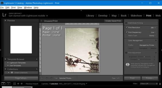 Phần mềm lightroom và photoshop