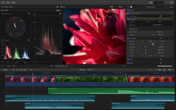 Các phần mềm dựng phim