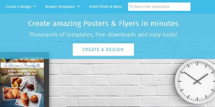 Tổng hợp các phần mềm thiết kế Poster