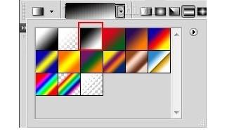 Đổ bóng chữ trong photoshop