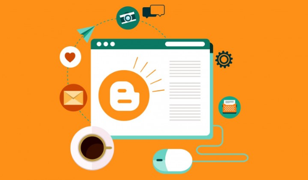 Blogger - Web 2.0
