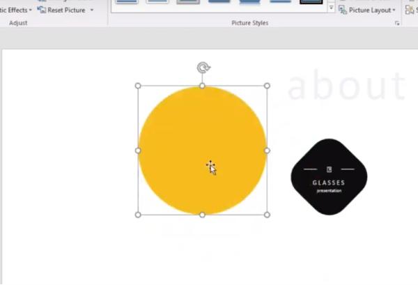 Cách chèn ảnh gif vào powerpoint 2