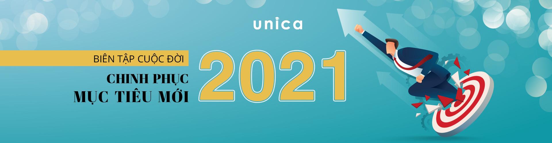 Chinh phục mục tiêu mới 2021