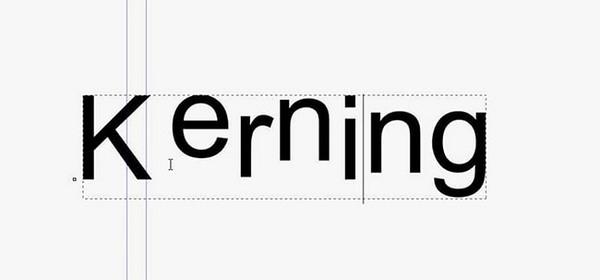 Kerning là gì