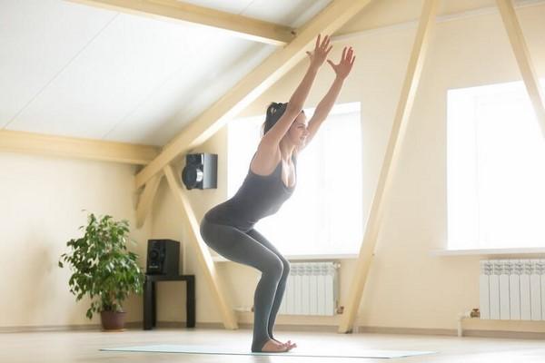 Bài tập Yoga tăng vòng 3 nhanh chóng