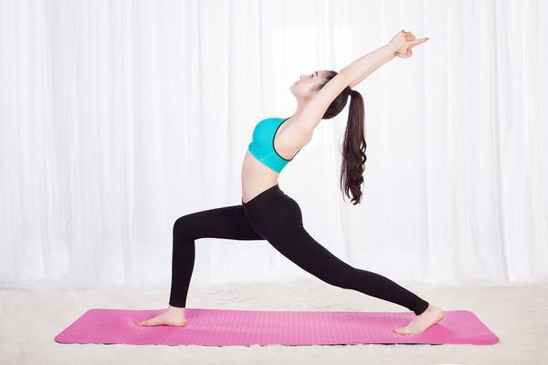 Bài tập Yoga tăng vòng 3 1 tháng