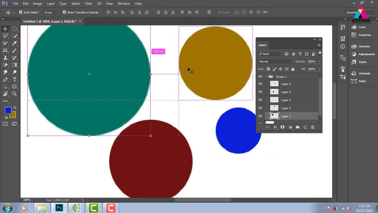 cách sắp xếp bố cục trong thiết kế đồ họa
