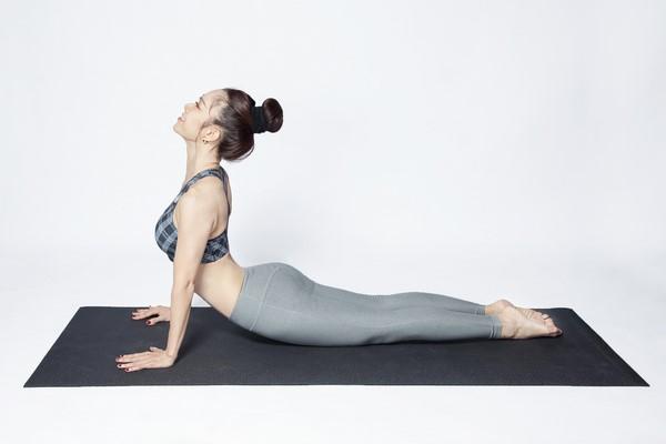 Các bài tập Yoga tăng chiều cao và giảm cân