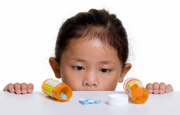 chăm sóc trẻ sau khi dùng kháng sinh