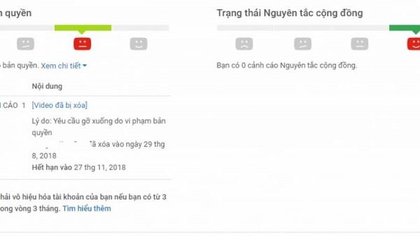Cách đăng ký bản quyền video trên youtube chuẩn xác