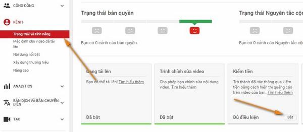 Cách đăng ký kiếm tiền trên Youtube chuẩn nhất