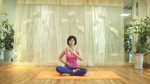 Cách hít thở khi ngồi thiền