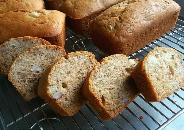 cách làm bánh bông lan chuối thơm ngon