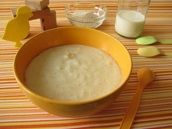 cách nấu bột ăn dặm cho bé 5 tháng tuổi tại nhà