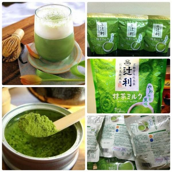 cách nấu trà sữa thái vị trà xanh ngon
