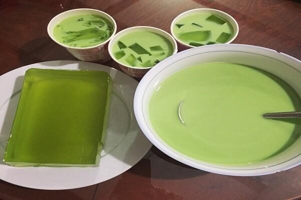 cách nấu trà sữa thái vị trà xanh thơm ngon