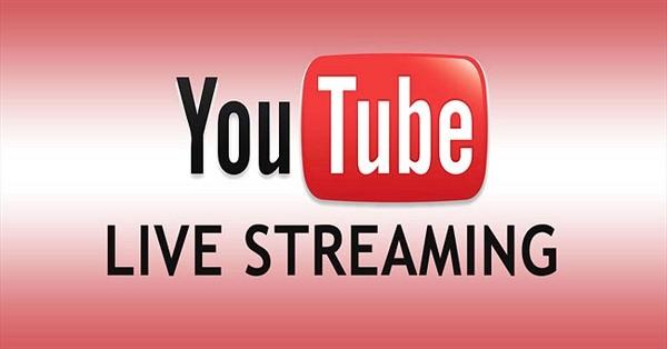 cách phát trực tiếp trên YouTube